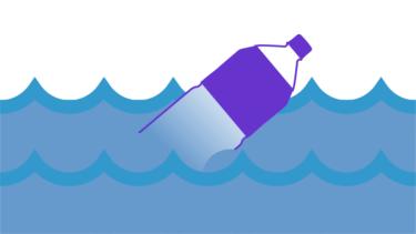 セルロースナノファイバーとでん粉で海水中で分解される生分解性プラ開発