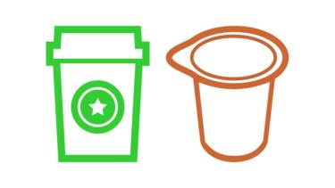 凸版印刷、CNF使用の飲料向けカップでプラ使用量半減