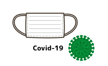 コロナウイルス対策用マスクにセルロースナノファイバー