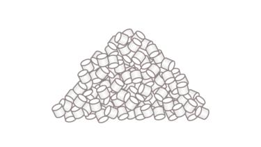 中越パルプ工業、セルロースナノファイバー複合樹脂ペレット・マスターバッチ品4種の販売を開始