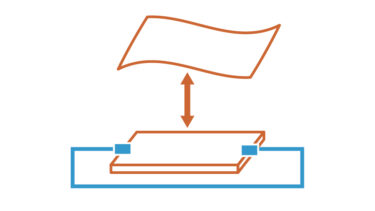 セルロースナノファイバー材料の強度を電圧で調節する